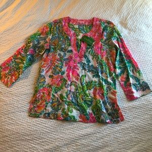 NWT Lilly Pulitzer Tunic, M